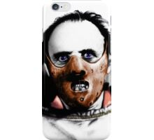 Dr Lecter iPhone Case/Skin