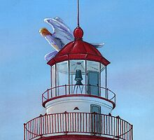 Marblehead Angel by VisionaryImagist