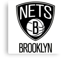 Brooklyn Nets 01 Canvas Print