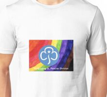 St Pancras Division Rainbow Unisex T-Shirt