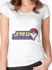 JMU Pokemon Go Women's Fitted Scoop T-Shirt