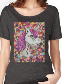 Penelope the Magical Unicorn Women's Relaxed Fit T-Shirt