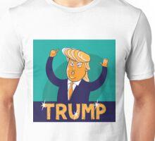 cartoon of USA Republican presidential candidate Donald Trump Unisex T-Shirt