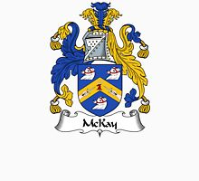 McKay Coat of Arms / McKay Family Crest Unisex T-Shirt
