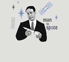 Man in Space Unisex T-Shirt