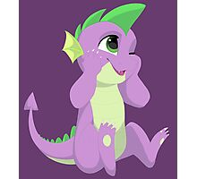 My Little Pony - Spike the Dragon Photographic Print
