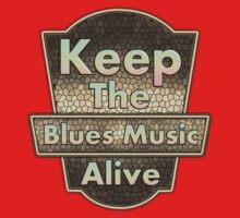 Keep the blues One Piece - Long Sleeve