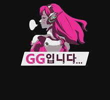 Overwatch GG Womens Fitted T-Shirt
