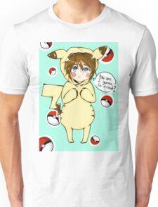 pika-cute Unisex T-Shirt