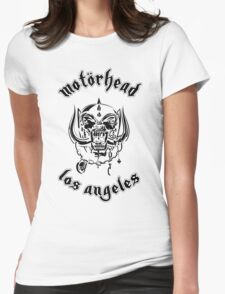 Motorhead (Los Angeles) 5 Womens Fitted T-Shirt