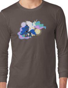 The Sister Princesses Long Sleeve T-Shirt
