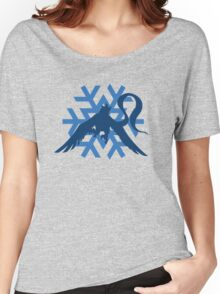 House Mystic Logo Women's Relaxed Fit T-Shirt