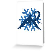 House Mystic Logo Greeting Card