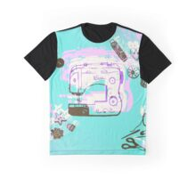 Sewing Station Maker Graphic T-Shirt