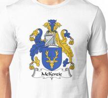 McKenzie Coat of Arms / McKenzie Family Crest Unisex T-Shirt