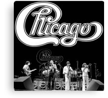 Chicago Band 2016 NEW COLLECTION Canvas Print