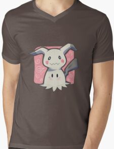 Mimikkyu - Pokemon Mens V-Neck T-Shirt