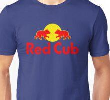 Red Cub Unisex T-Shirt