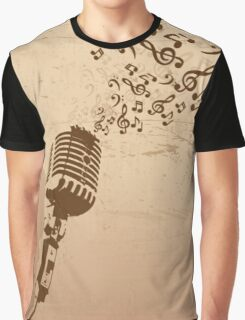 Music micro design Graphic T-Shirt
