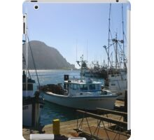 MORO BAY AFTERNOON iPad Case/Skin