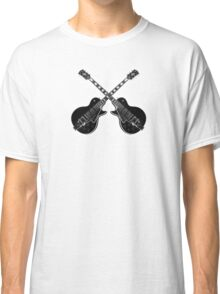 Gibson les paul black Classic T-Shirt