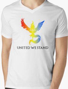 Pokemon GO - United We Stand Mens V-Neck T-Shirt