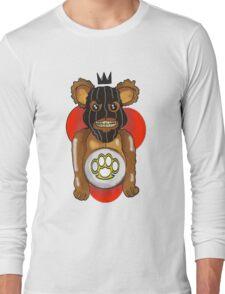 Gutter Bear tee Long Sleeve T-Shirt