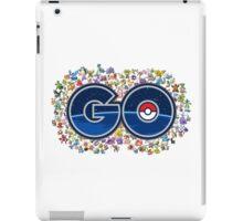 Pokemon Go iPad Case/Skin