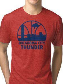 Oklahoma City Thunder Tri-blend T-Shirt