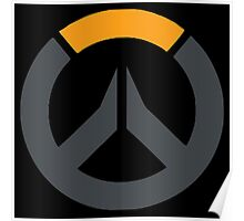 Overwatch - Center Logo Poster