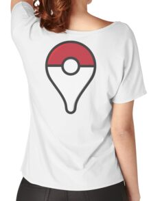 POKE STOP Women's Relaxed Fit T-Shirt