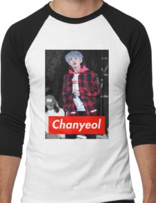Chanyeol Men's Baseball ¾ T-Shirt
