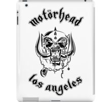 Motorhead (Los Angeles) 5 iPad Case/Skin