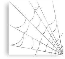 Cobweb Pillow Canvas Print
