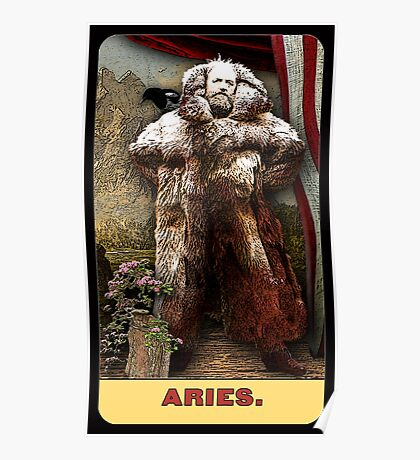 ARIES - from the Midway Arcana Poster