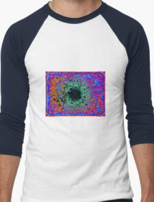 BLACK HOLE Men's Baseball ¾ T-Shirt