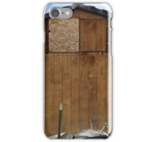 Back yard treasures. iPhone Case/Skin