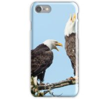 Eagle Chatter iPhone Case/Skin