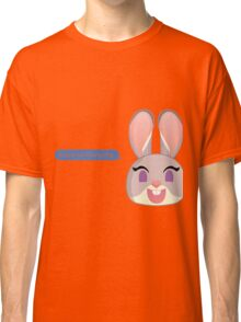 Anyone Can Be Anything Judy Hopps Classic T-Shirt