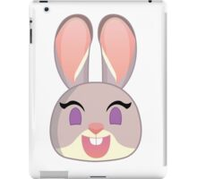 Anyone Can Be Anything Judy Hopps iPad Case/Skin