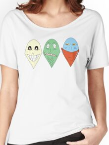 Faces 1 Women's Relaxed Fit T-Shirt