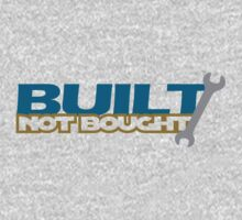 Built Not Bought (4) Kids Clothes