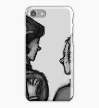 Together (close up) iPhone Case/Skin