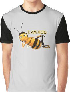 Barry B. Benson is GOD. Graphic T-Shirt