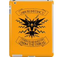 House Instinct iPad Case/Skin
