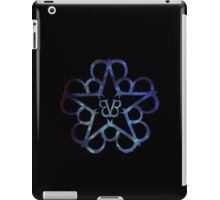 Black Veil Brides 'BVB' Star Logo (Option 3) iPad Case/Skin