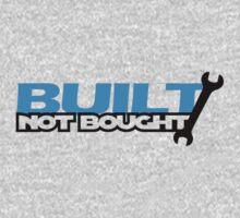 Built Not Bought (2) Kids Clothes