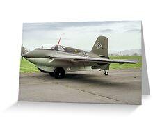 Messerschmitt Me163B Komet 191904 Greeting Card