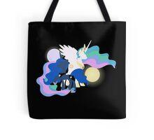 The Sister Princesses Tote Bag