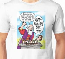 Abraham & Isaac Father's Day Unisex T-Shirt